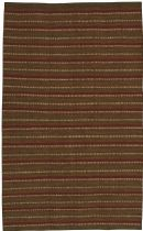 RugPal Solid/Striped Bounder Area Rug Collection