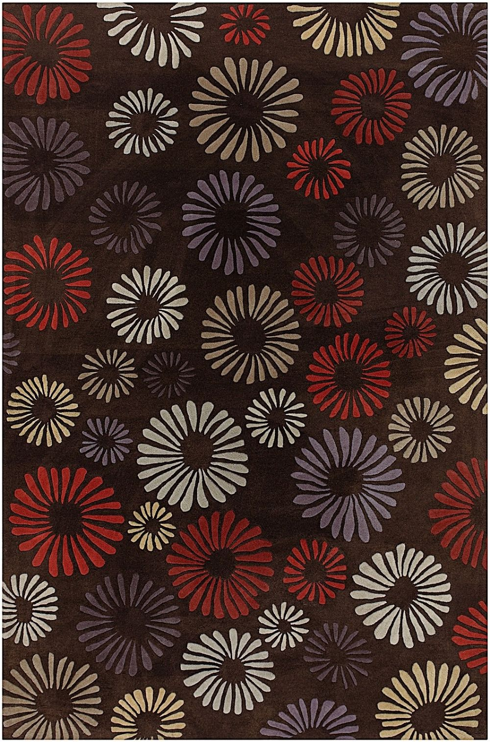 surya goa contemporary area rug collection