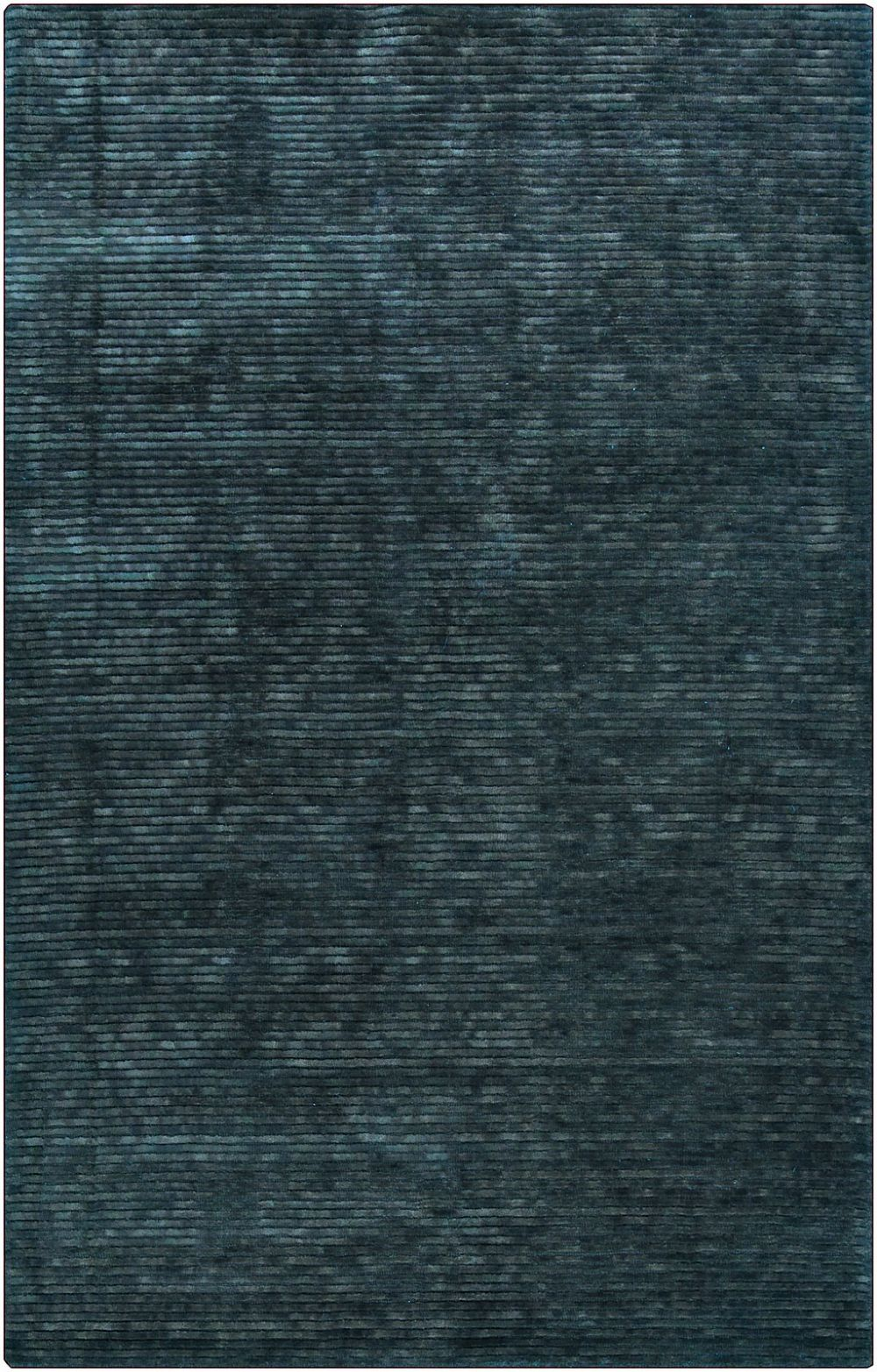 surya gaia solid/striped area rug collection
