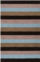 Surya Solid/Striped Impressions Area Rug Collection