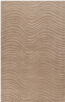 Surya Solid/Striped Kinetic Area Rug Collection