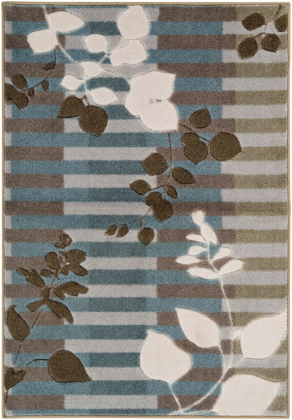 surya lakeside country & floral area rug collection