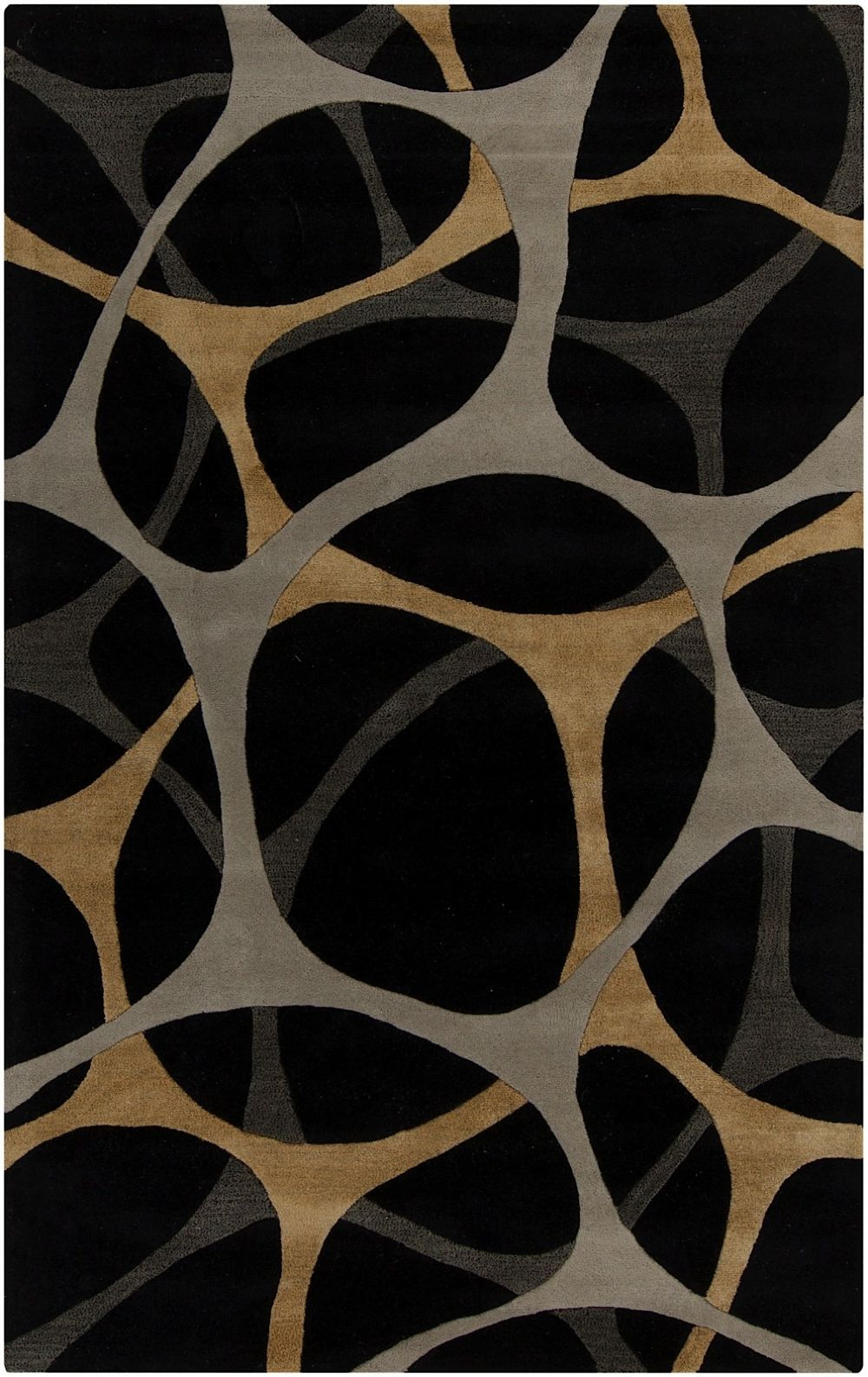 surya lies contemporary area rug collection