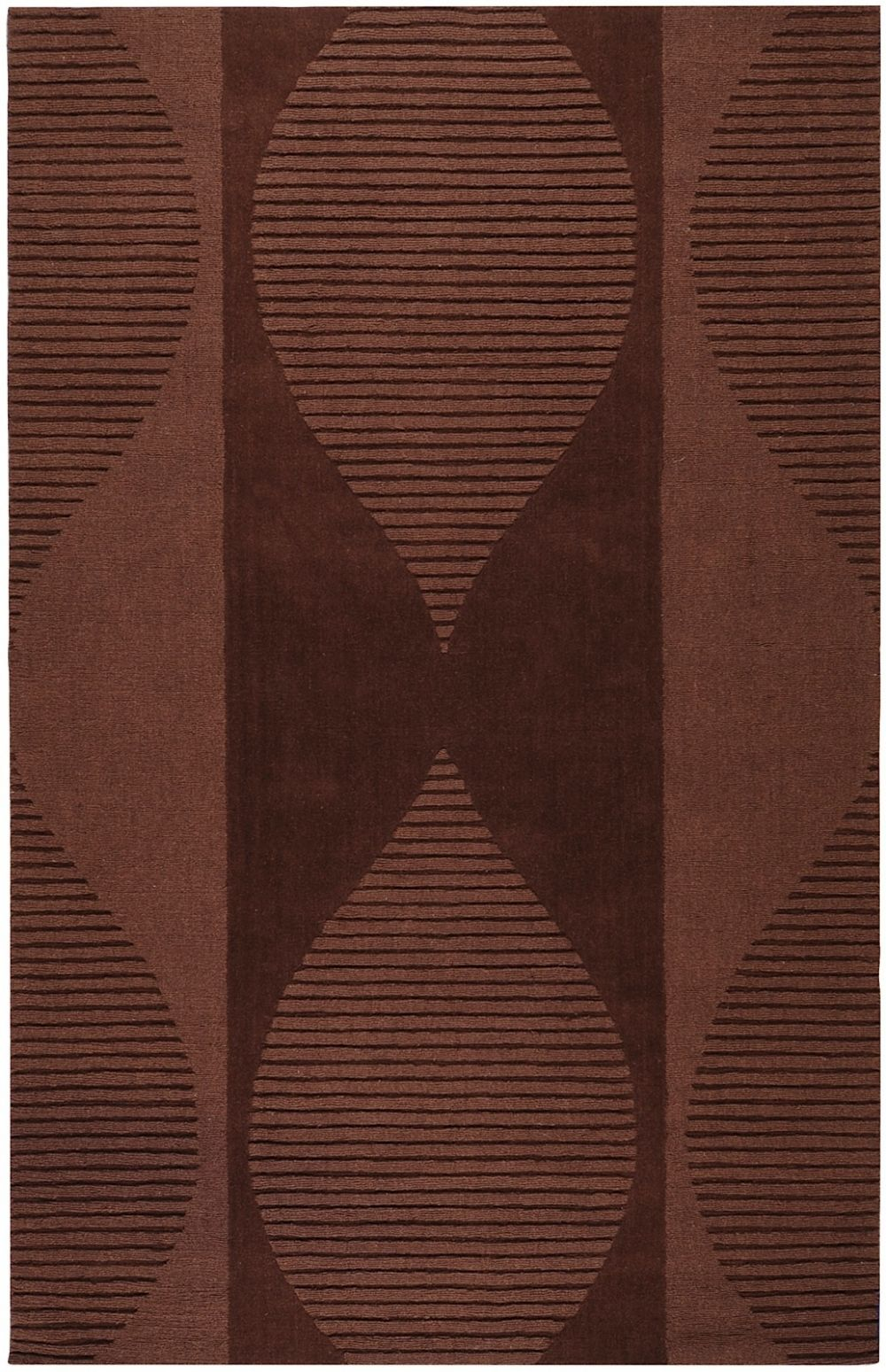surya mystique solid/striped area rug collection