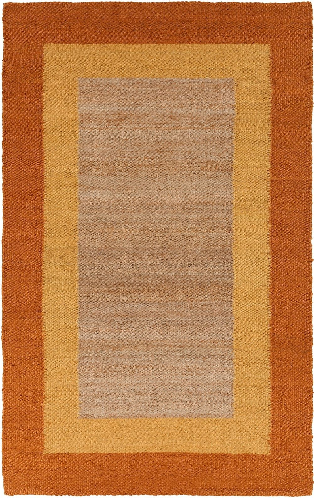 surya mimosa natural fiber area rug collection