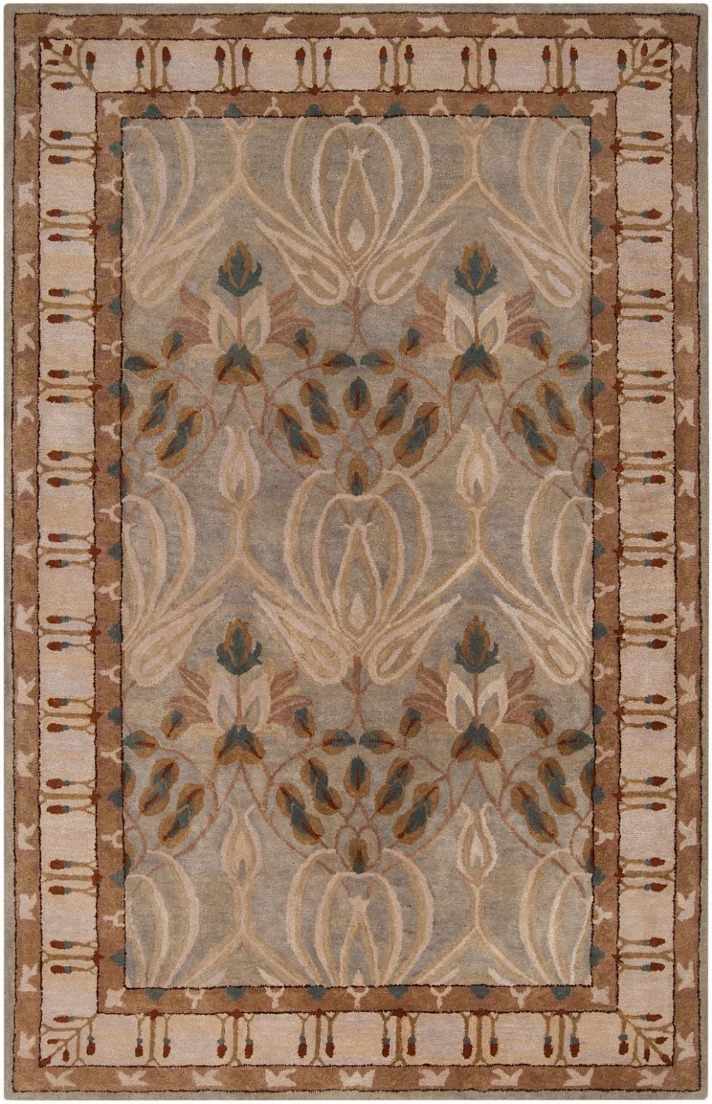 surya mentone traditional area rug collection
