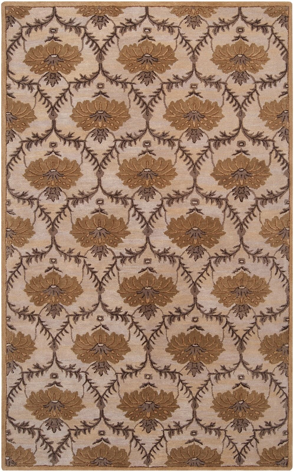 surya mentone transitional area rug collection