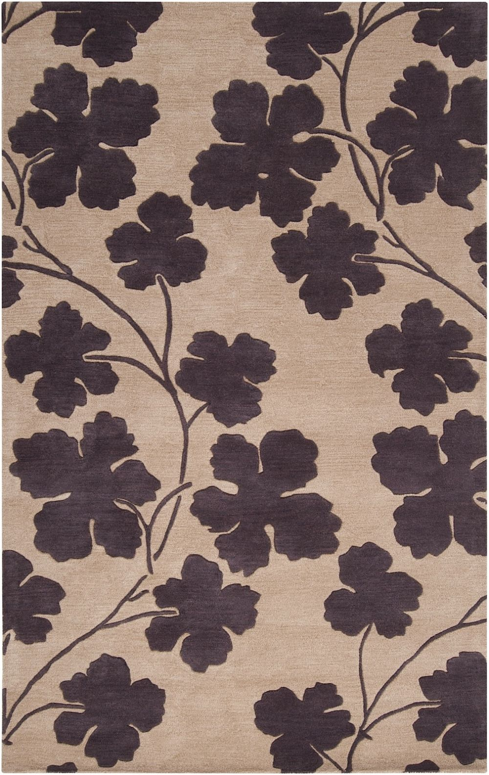 surya paule marrot country & floral area rug collection