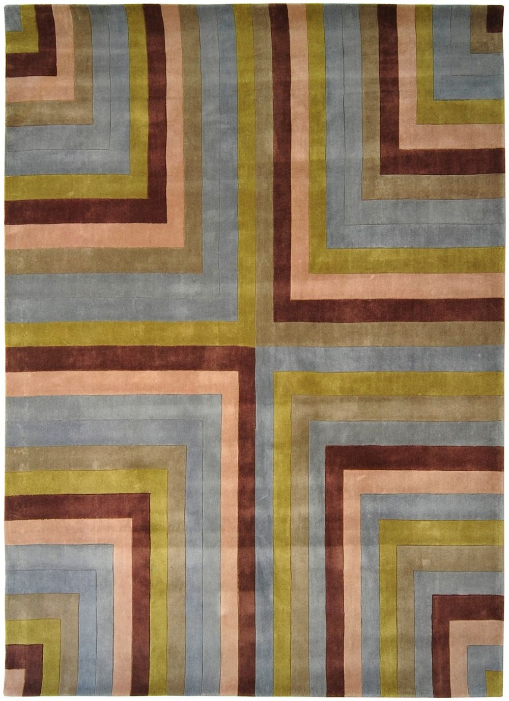 surya rio contemporary area rug collection