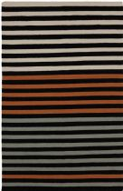 Surya Solid/Striped Sheffield Market Area Rug Collection