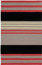 RugPal Solid/Striped Sonnet Area Rug Collection