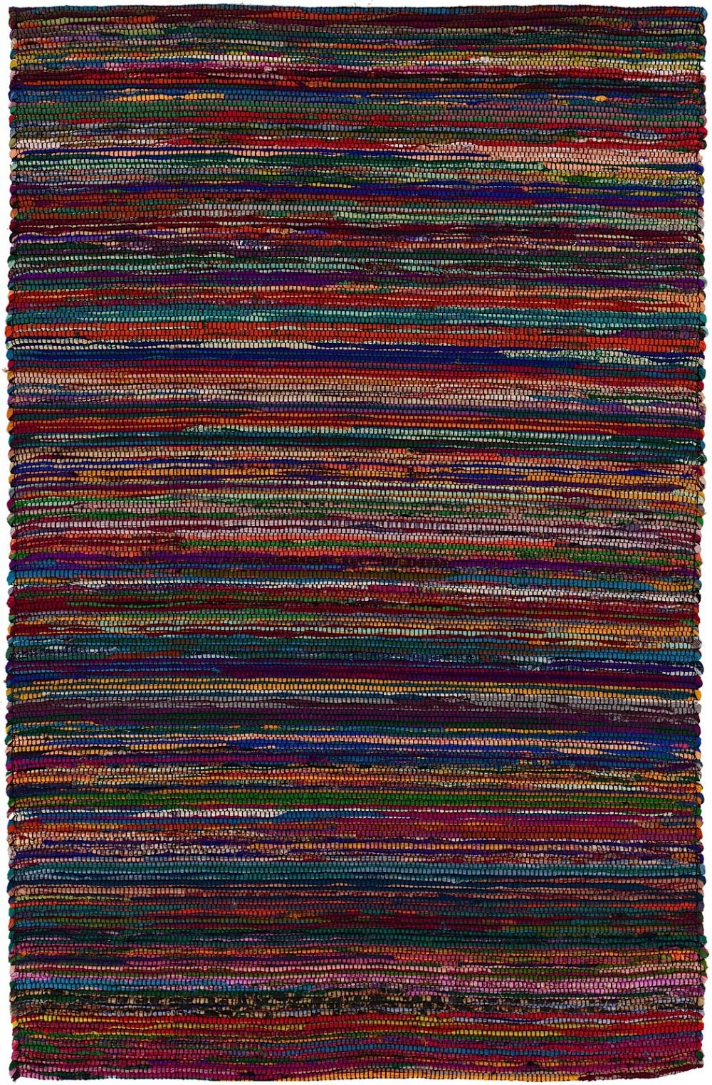 surya saturday night solid/striped area rug collection