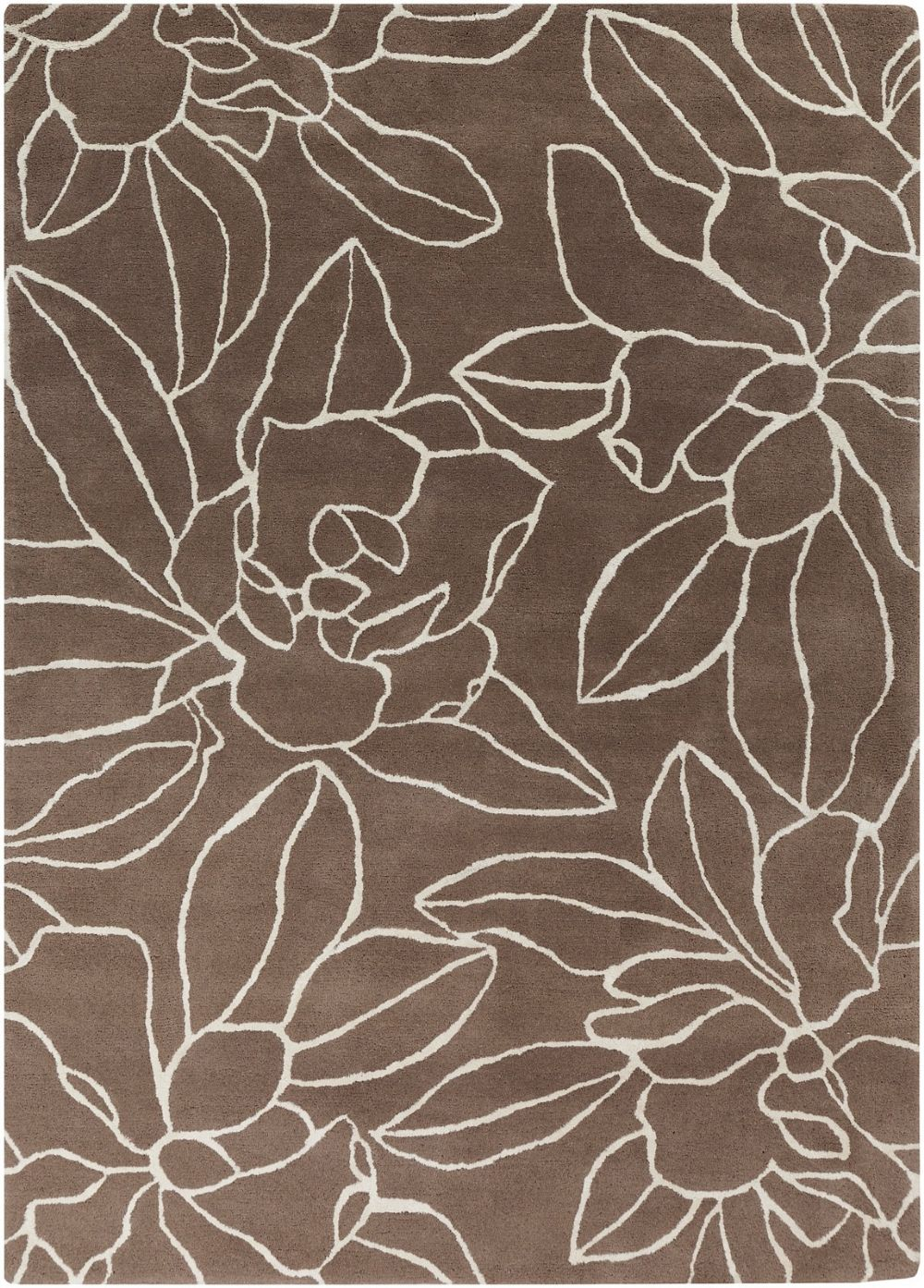 surya sanderson contemporary area rug collection
