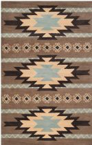 Rectangle Area Rug, Hand Tufted Rug, Southwestern/Lodge, Santa Fe, Surya Rug