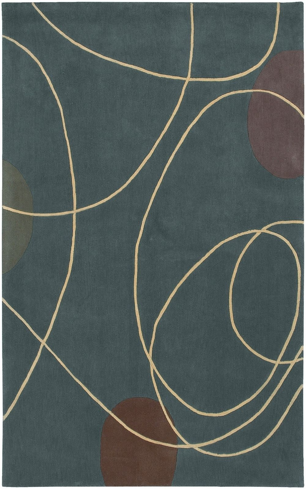 surya tao contemporary area rug collection