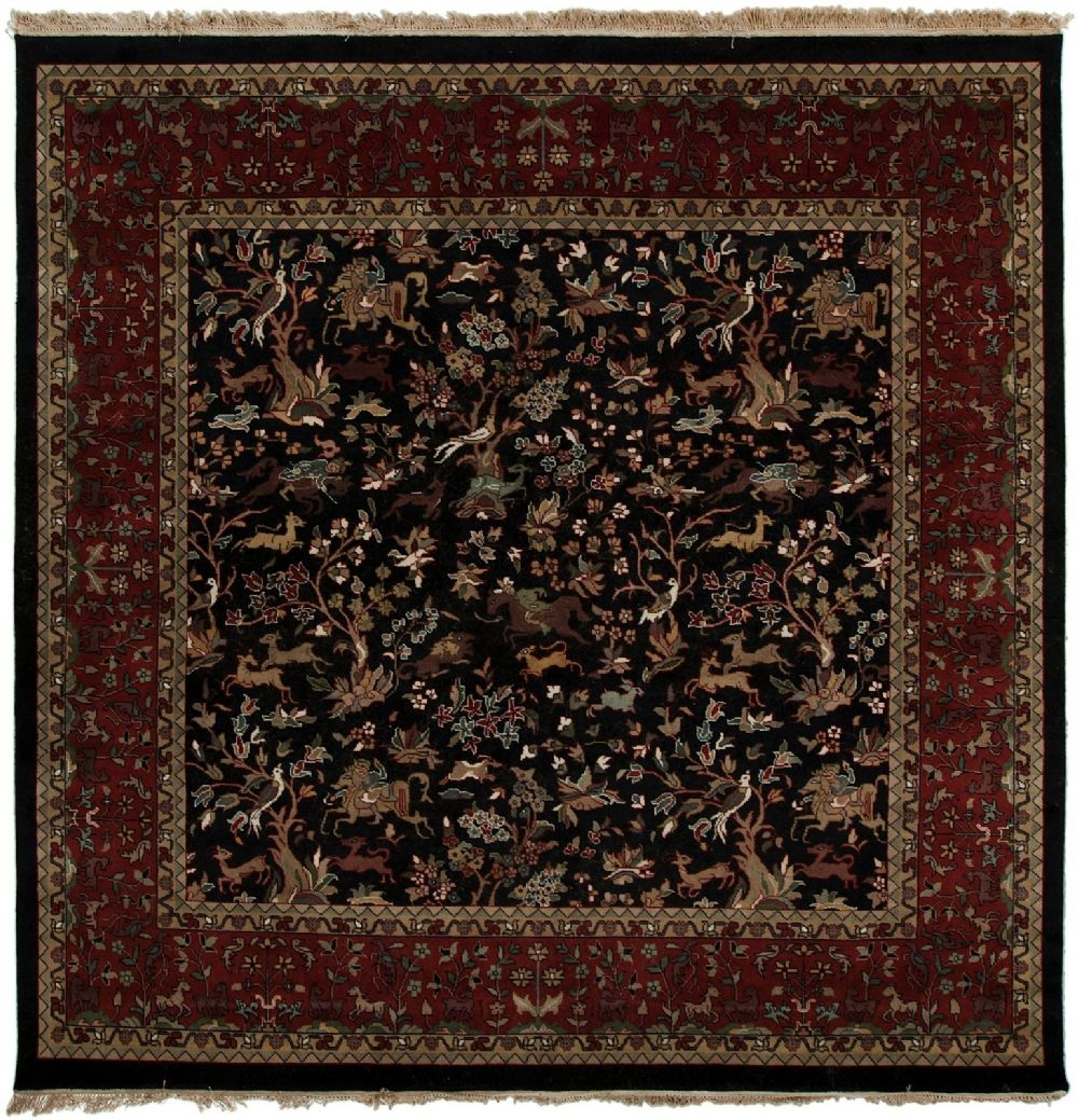 surya taj mahal transitional area rug collection
