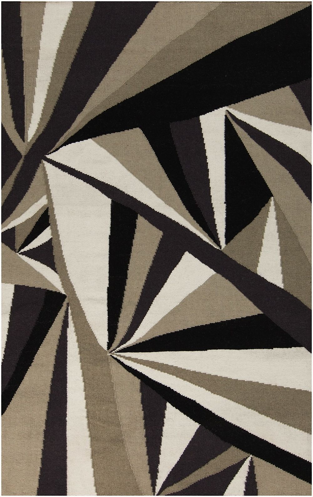 surya voyages contemporary area rug collection