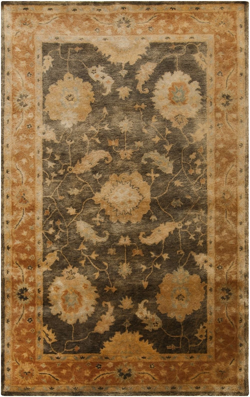surya vintage traditional area rug collection