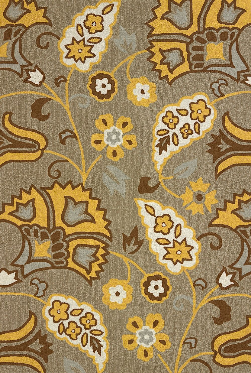united weavers atrium country & floral area rug collection