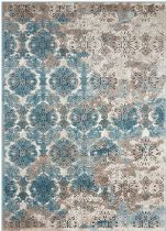 Nourison Country & Floral Karma Area Rug Collection