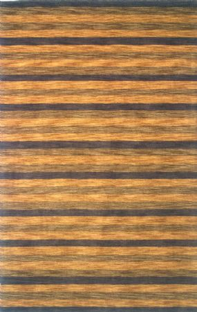 Momeni Solid/Striped Metro Area Rug Collection