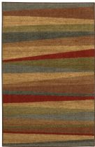 Mohawk Contemporary Mayan Sunset Area Rug Collection