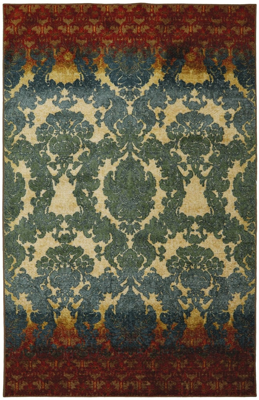 mohawk ambrosia spice contemporary area rug collection