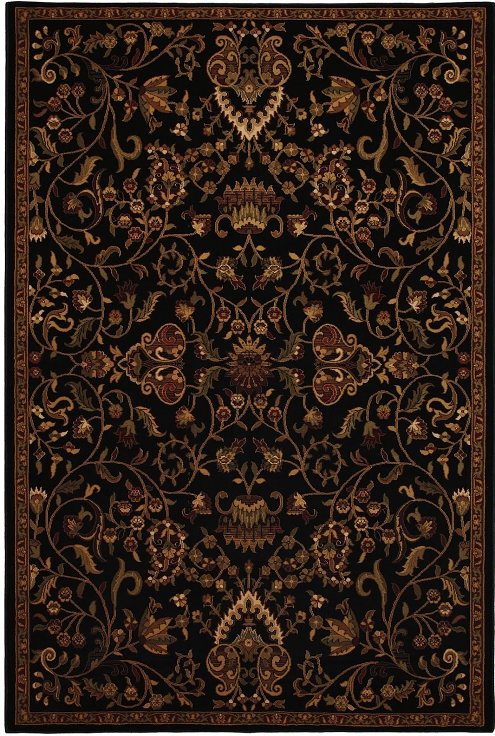 mohawk decorators choice empress garden traditional area rug collection