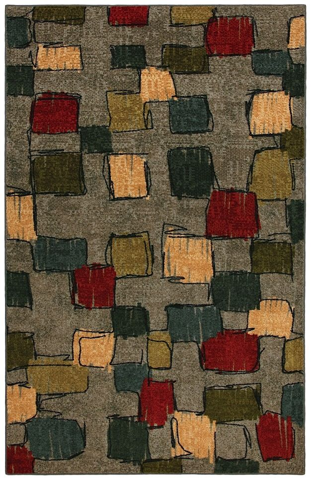 mohawk night vision contemporary area rug collection