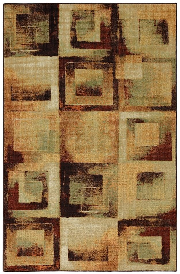 mohawk mobile blocks contemporary area rug collection