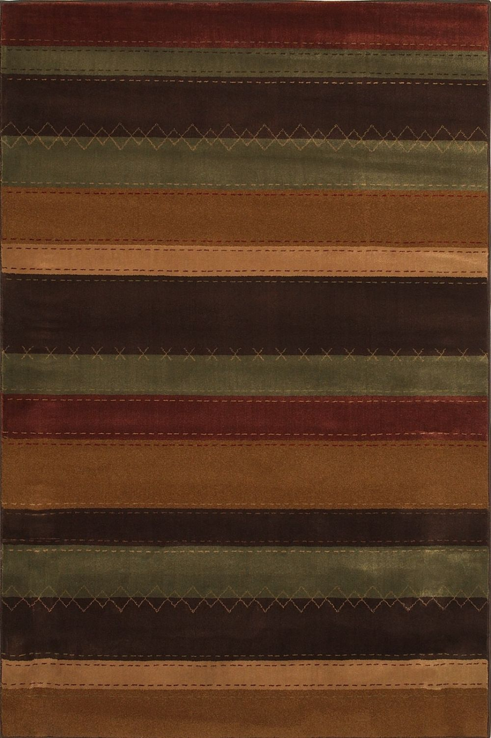 mohawk blackwell solid/striped area rug collection