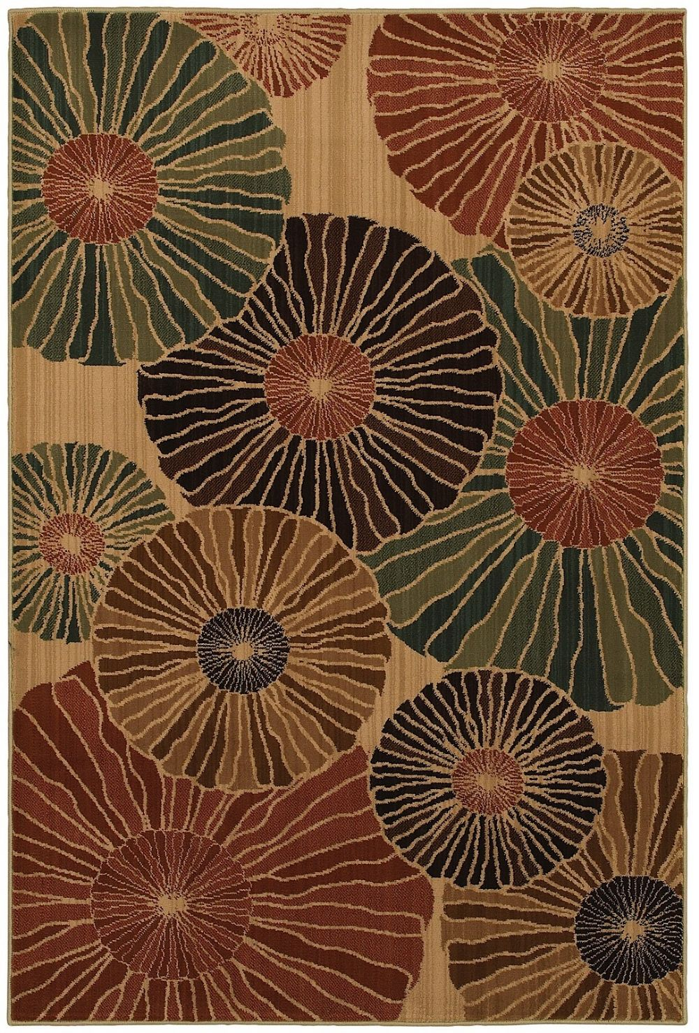 mohawk parasol multi contemporary area rug collection
