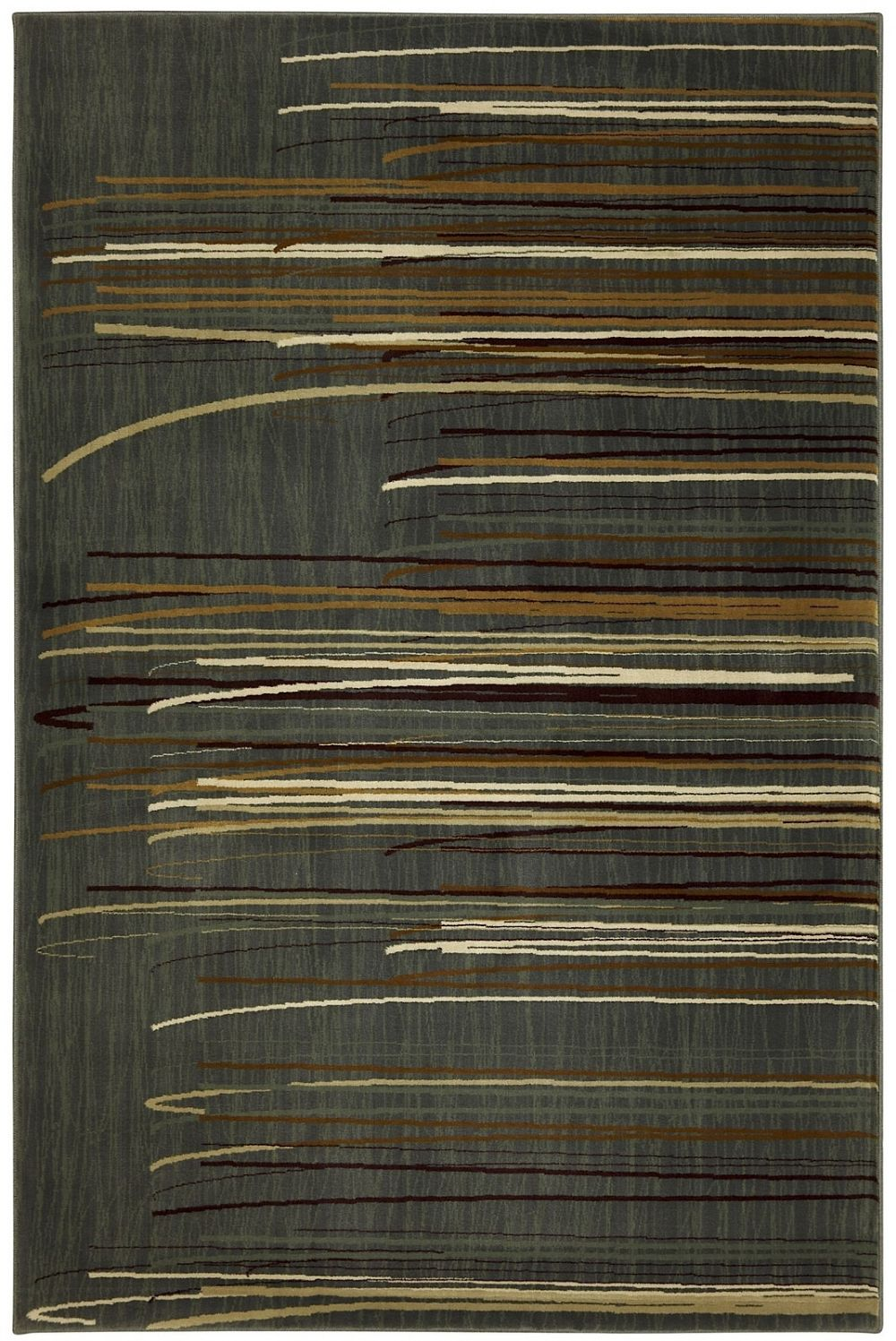 mohawk painted ribbons contemporary area rug collection