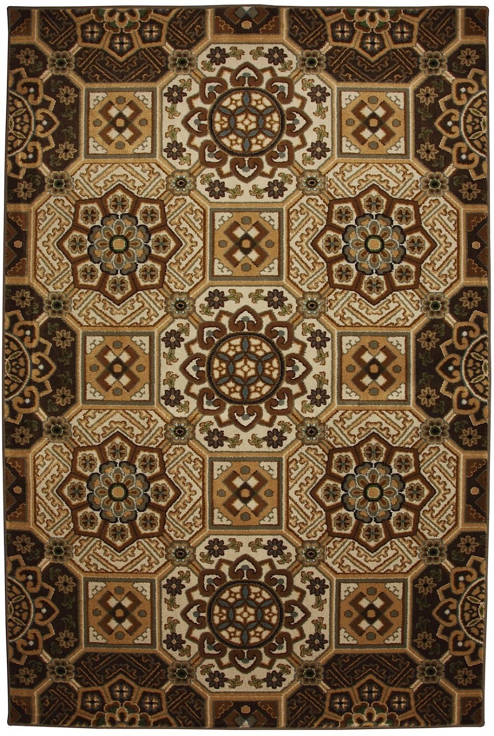 mohawk safi tiles sandstorm contemporary area rug collection