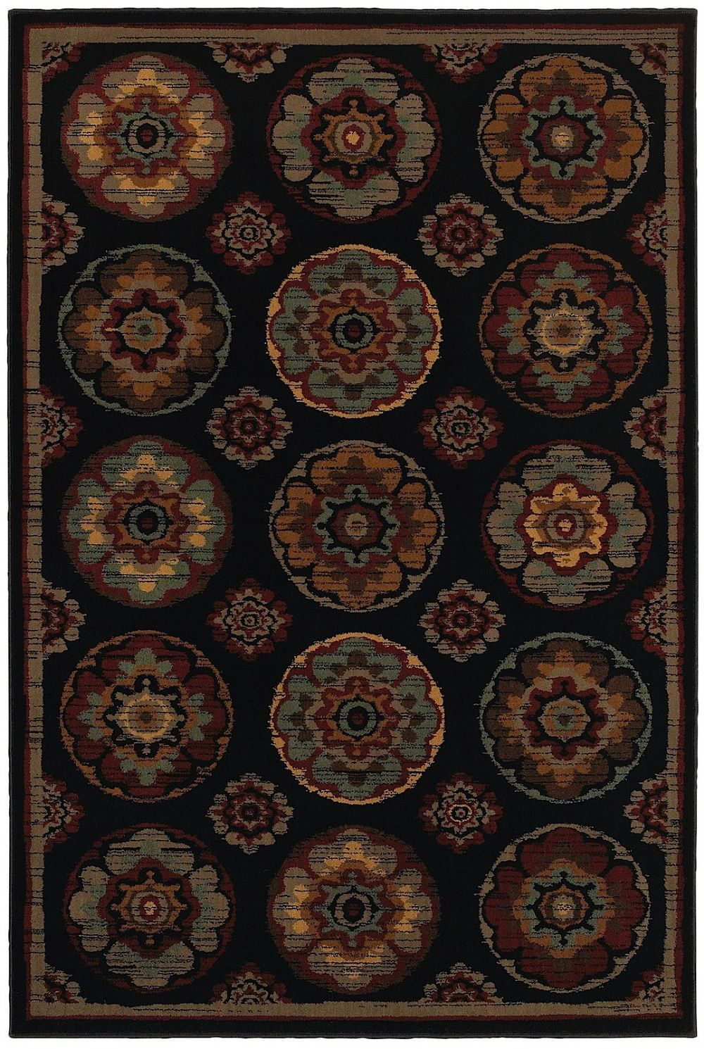 mohawk byzantine tiles contemporary area rug collection