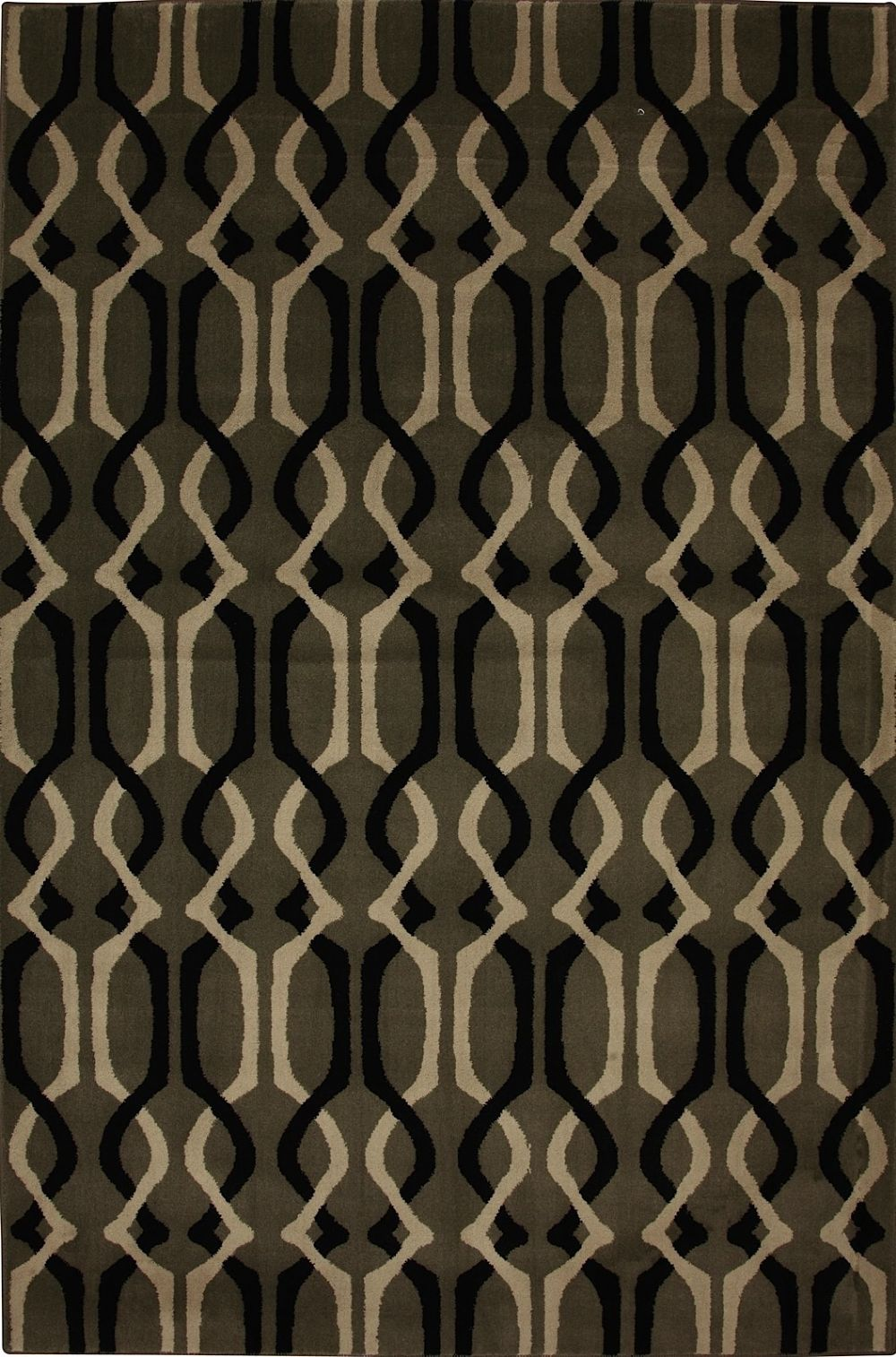 mohawk interwoven lattice contemporary area rug collection