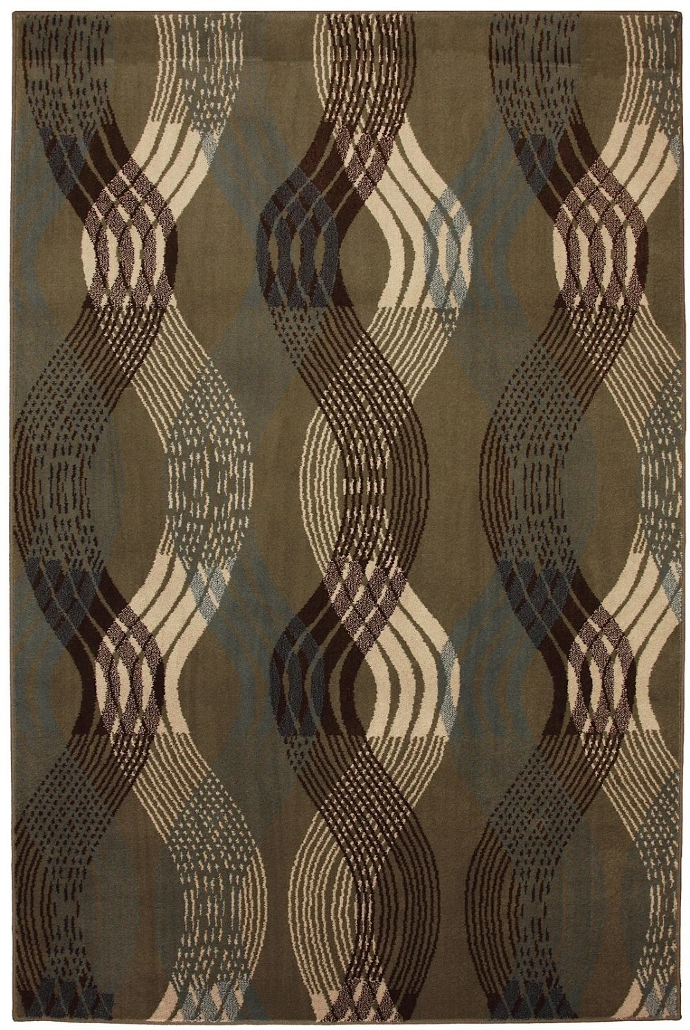 mohawk linear motion contemporary area rug collection