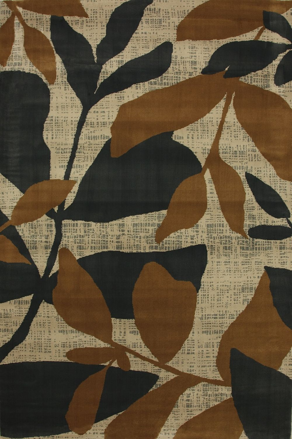 mohawk gold botanical ash grey contemporary area rug collection
