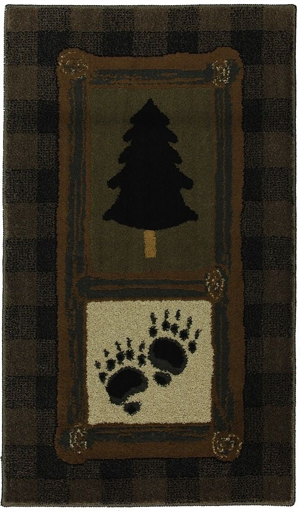 mohawk outdoorsman novelty area rug collection