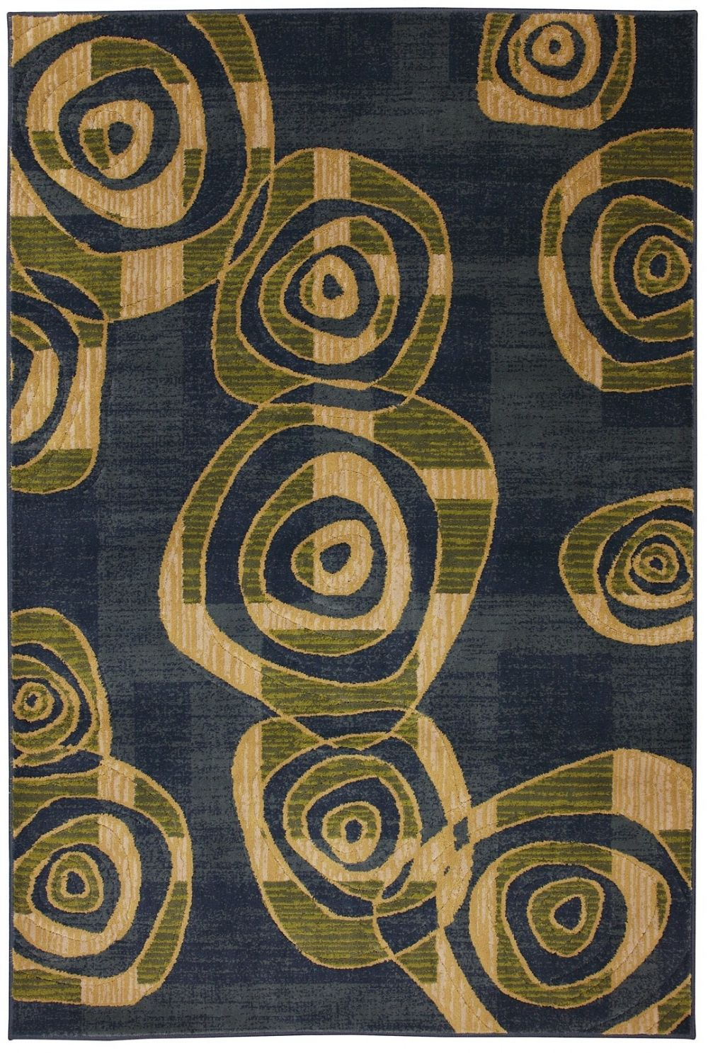 mohawk vertigo blue contemporary area rug collection