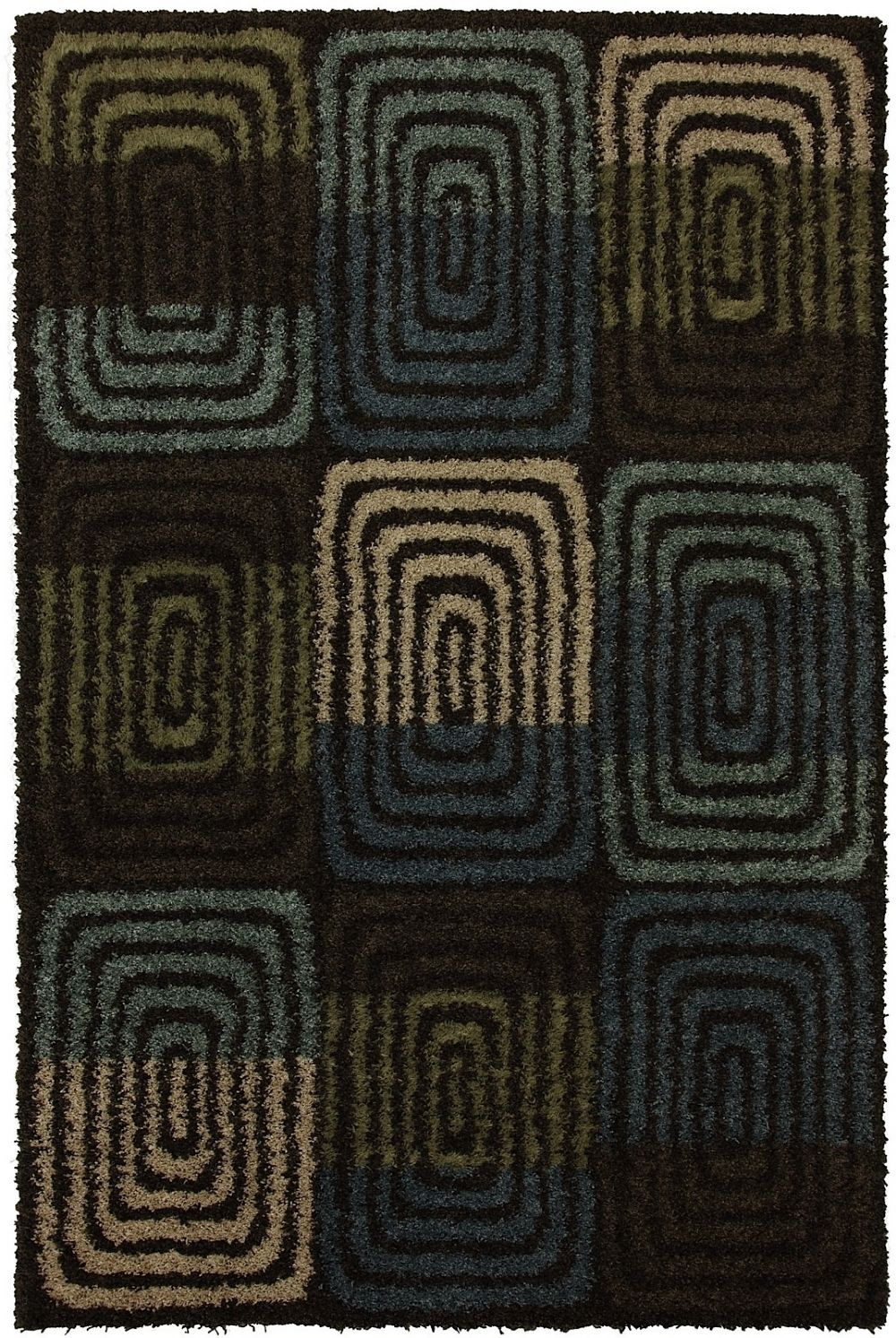 mohawk orbit shag shag area rug collection