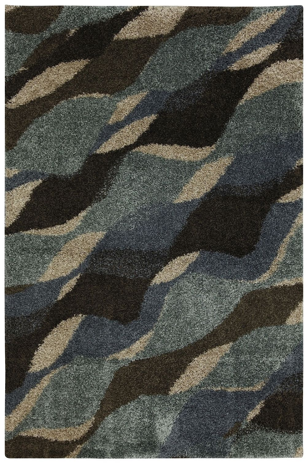 mohawk river shag shag area rug collection