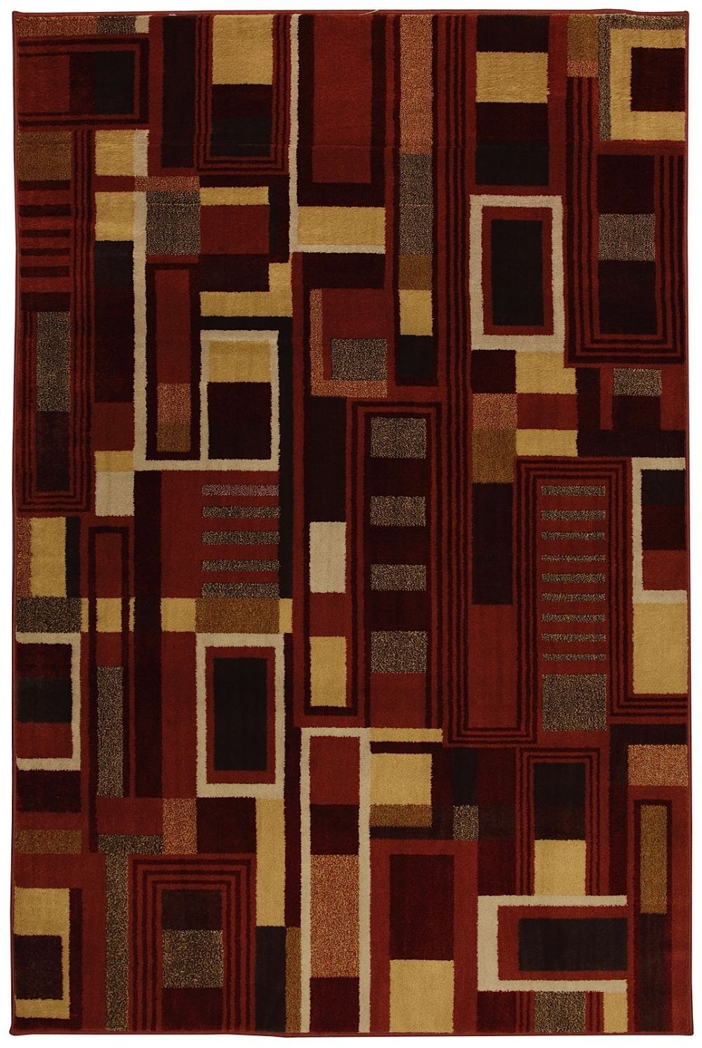 mohawk microchip earth contemporary area rug collection