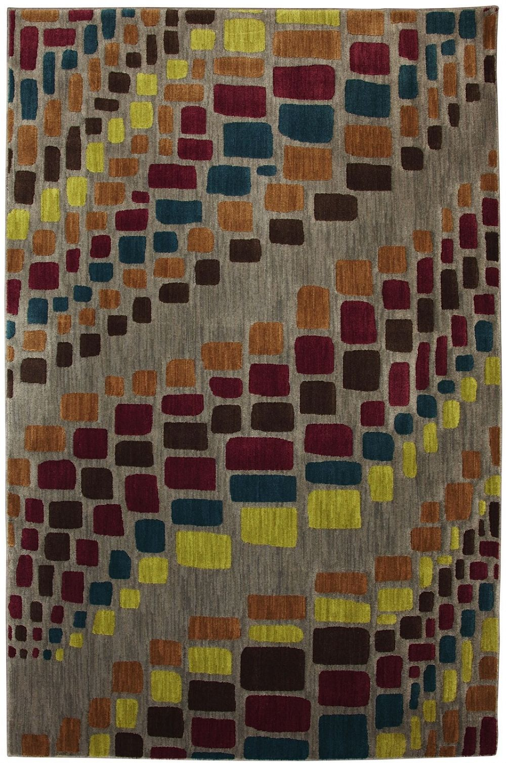 mohawk pedals multi contemporary area rug collection