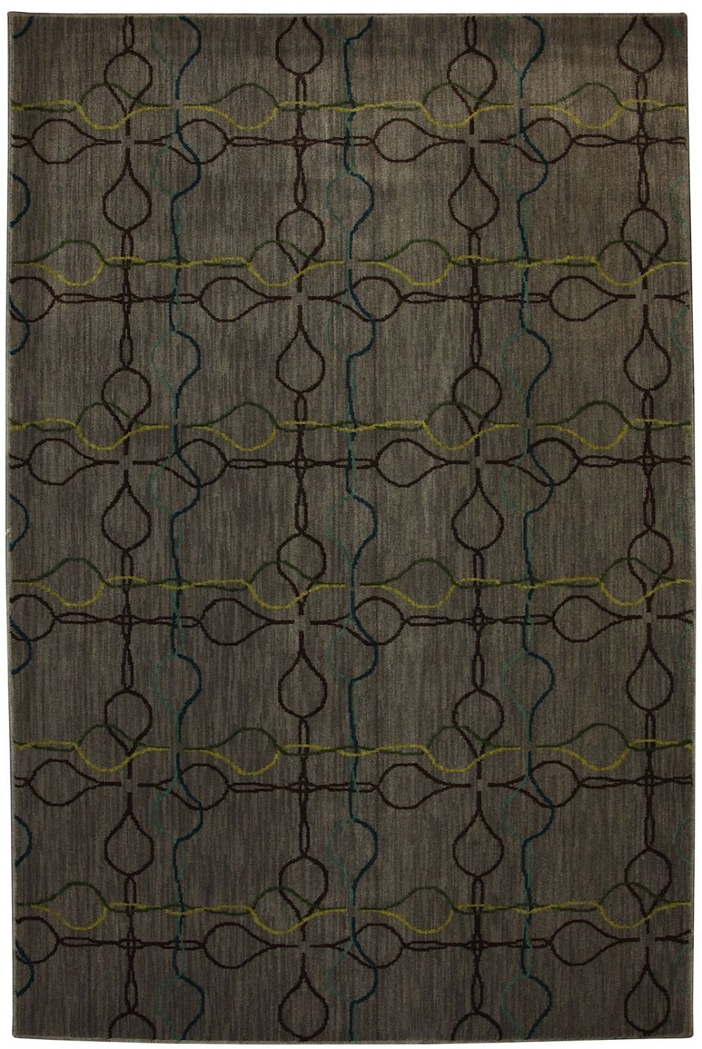 mohawk venetian tile contemporary area rug collection