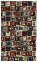 Karastan Contemporary Crossroads Area Rug Collection