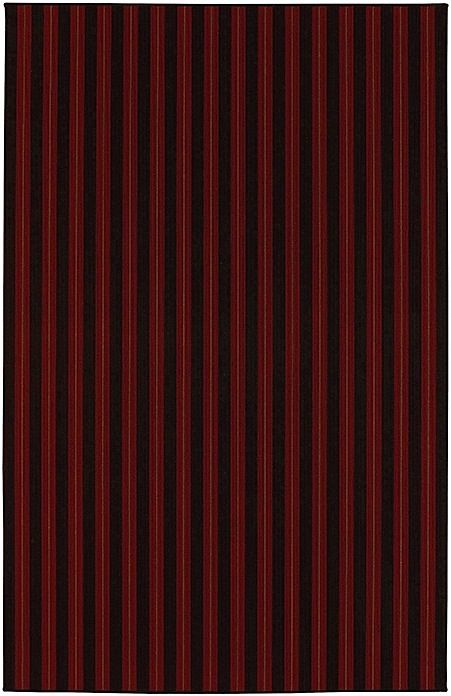 karastan cabo del sol solid/striped area rug collection