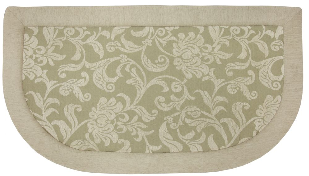 mohawk floral scroll -tanbor memory foam kitchen slice contemporary area rug collection
