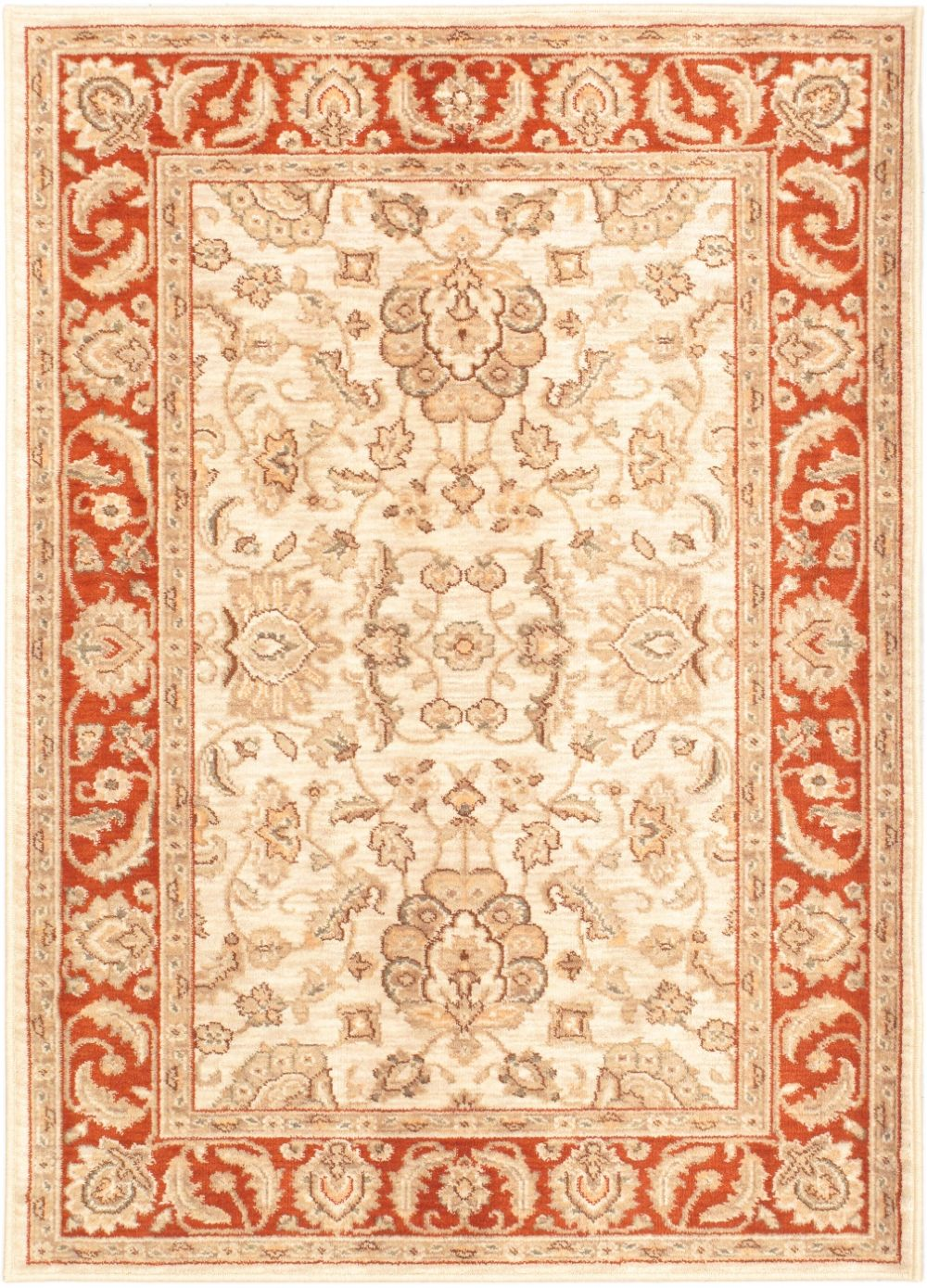 ecarpet gallery lotus garden champagne traditional area rug collection