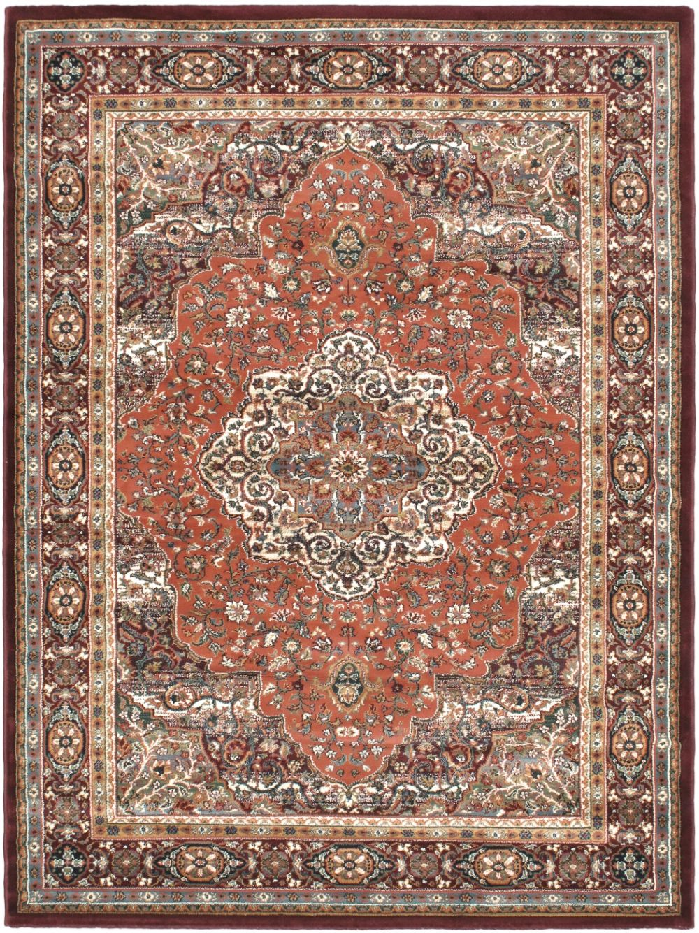 ecarpet gallery medallion style traditional area rug collection